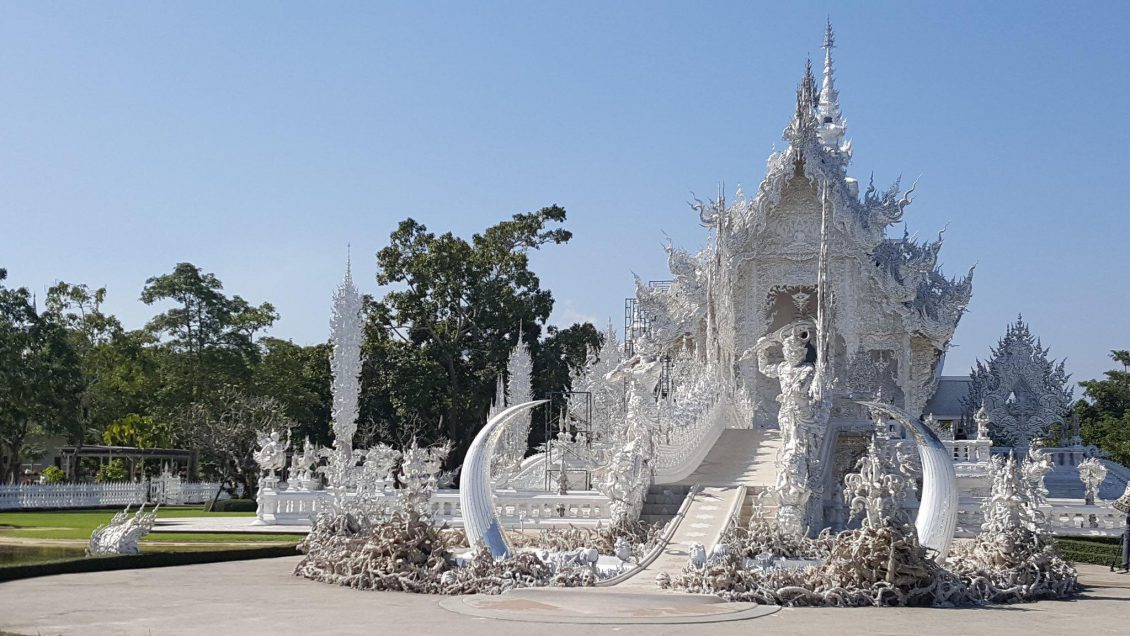 วัดร่องขุ่น (Wat Rong Khun)